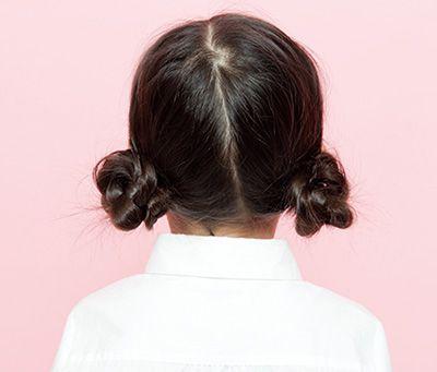 適した髪の長さ:ロング