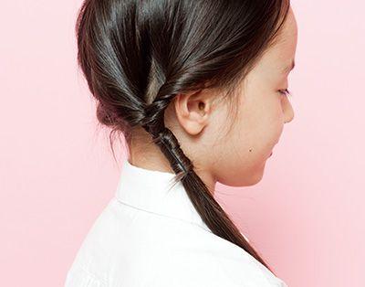 適した髪の長さ:ミディアム・ロング