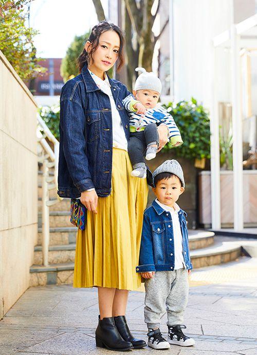 主婦/ハグマグブロガー 芦原朱美さん&壱聖くん・2歳、凰生くん・0歳