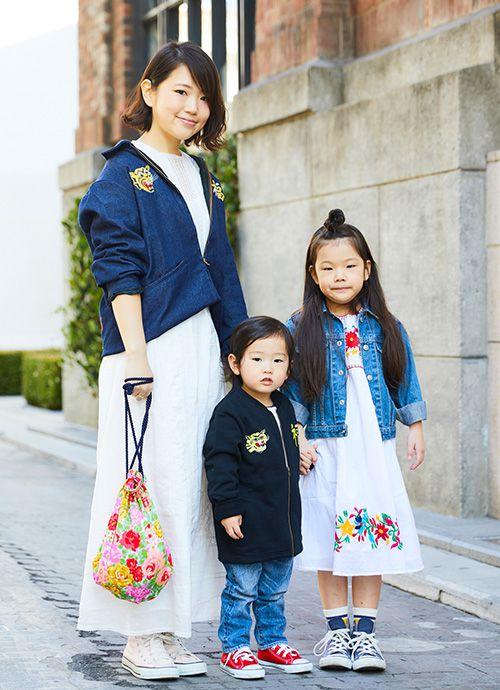 主婦/ハグマグブロガー 星 千枝さん&遥乃ちゃん・6歳、駿成くん・2歳