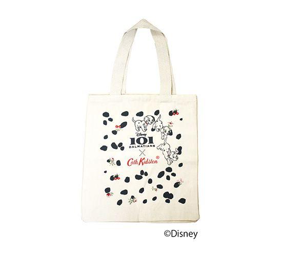 さらに、直営店舗にてコラボアイテムを¥6,000(税抜)以上お買い上げの方に、オリジナルデザインのトートバッグをプレゼントするキャンペーンも開催! 数量限定なので、お早めに。