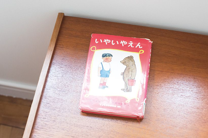 すいせん図書は、「文字が読めるようになって、自分から少しずつ文章の多い本を選ぶようになっていますね」とは道子さん。