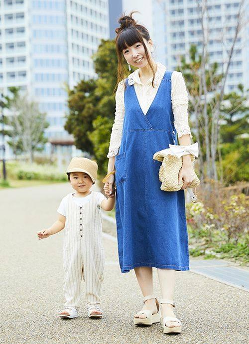 夏のきれいめベージュファッション♡
