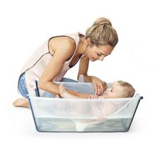 助産師の沐浴講座~生まれた赤ちゃん、どうやってお風呂に入れたらいいの?~ @ストッケ青山店