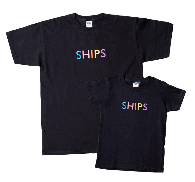 シップスキッズ30周年記念大宮限定Tシャツ