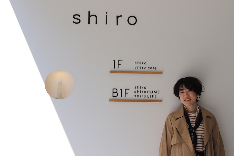 shiro cafe外観