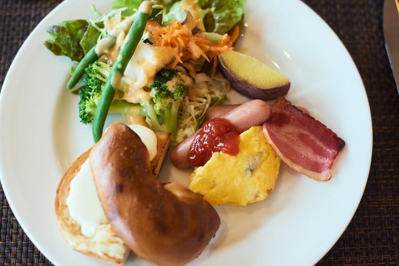 クラブメッド石垣島の朝食