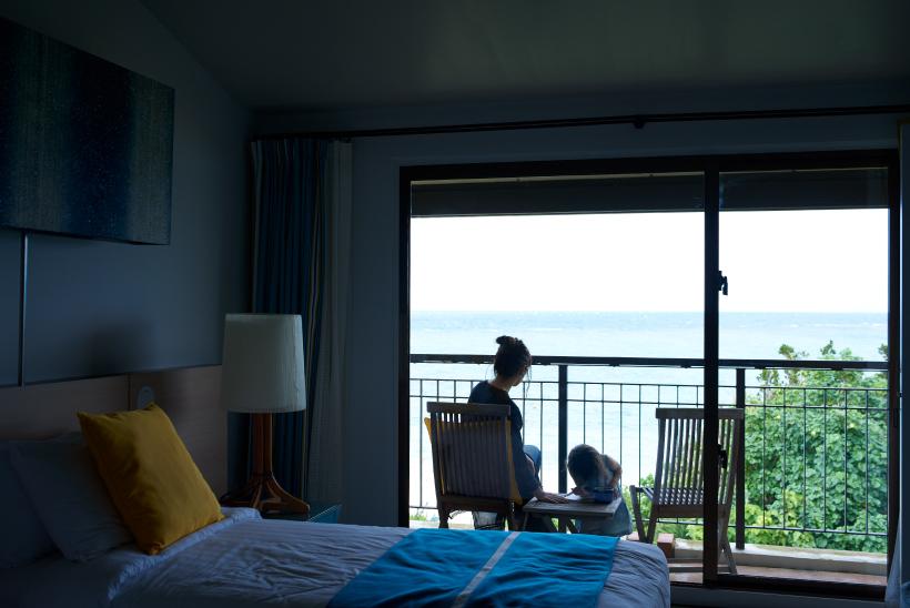 クラブメッド石垣島の部屋