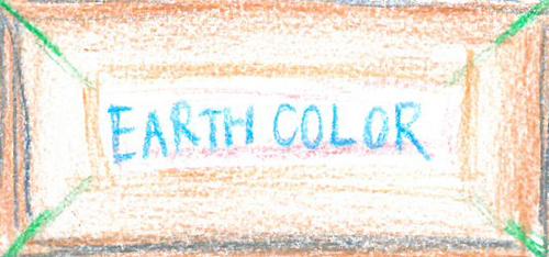 EARTH COLOR!!