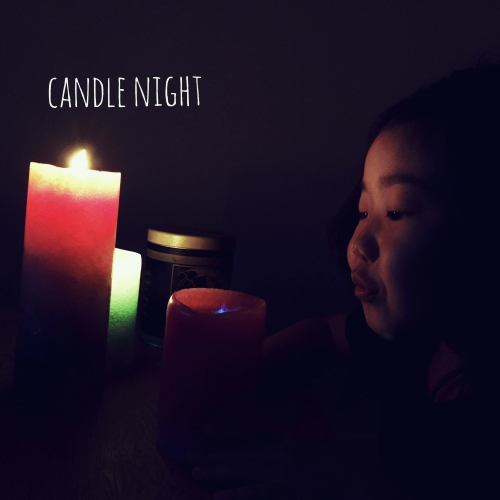 candle night♪